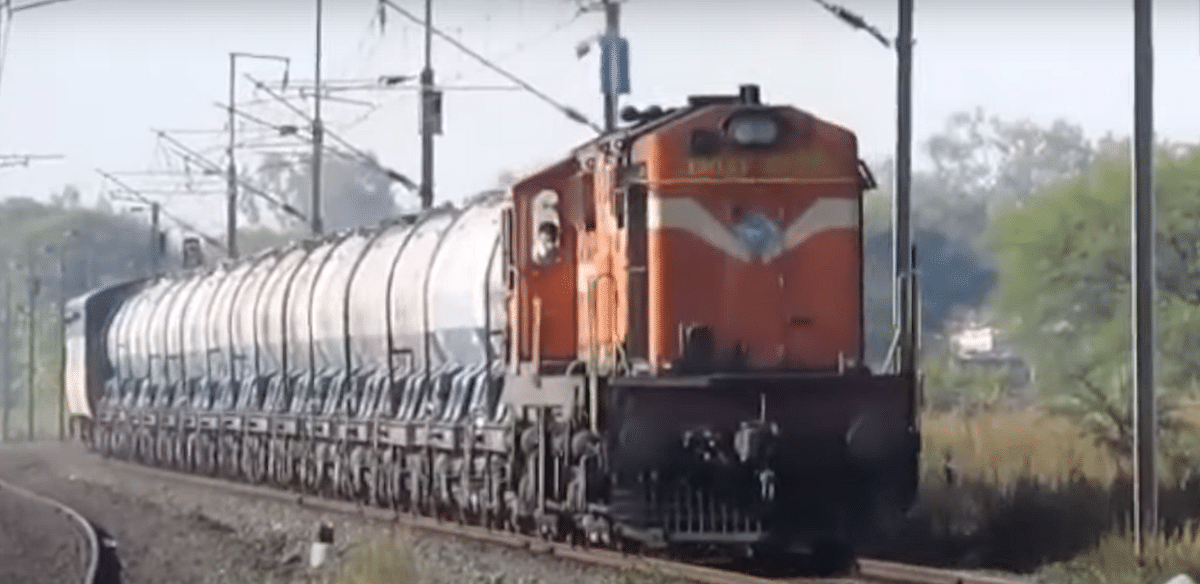 Doodh Duronto trains transport over 10 crore liters of milk so far from AP to Delhi