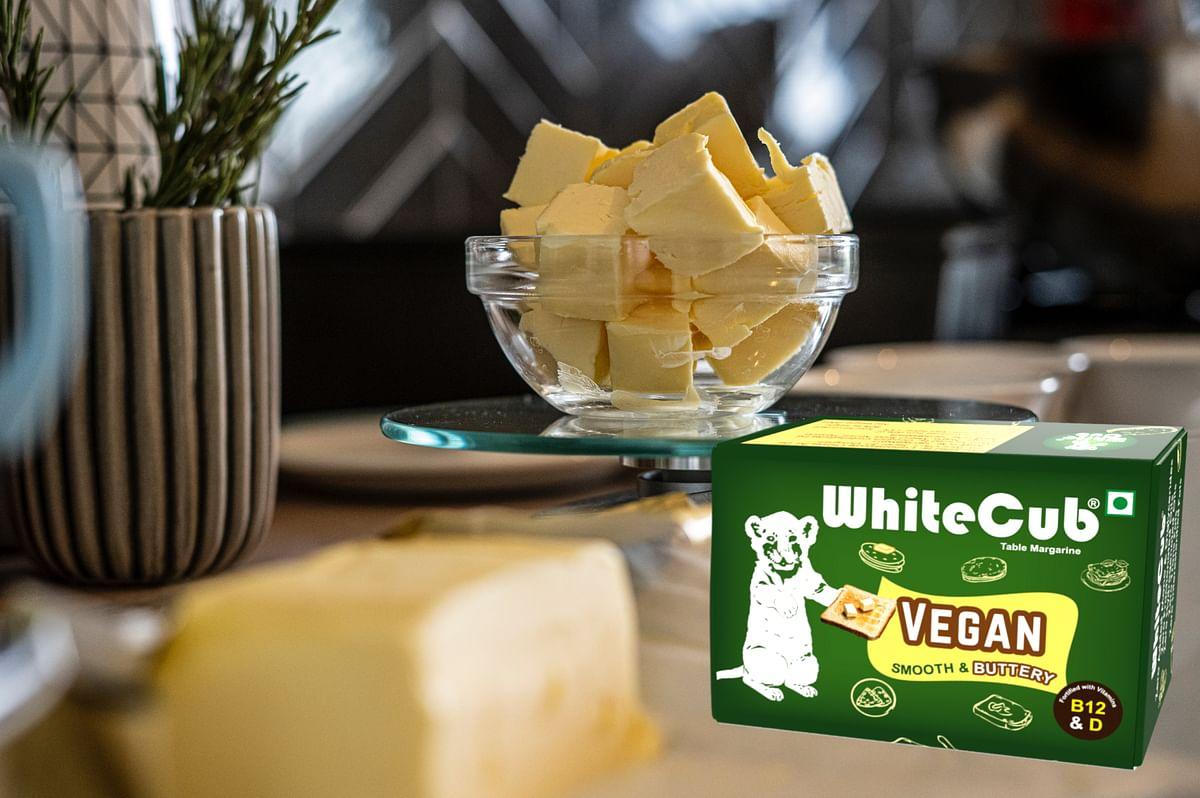 WhiteCub launches 'WhiteCub Vegan Butter'