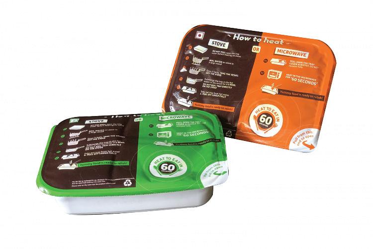 Alu-free retortable easy-peel lid