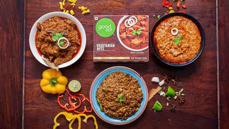 Sixth Sense Venture invests in plant-based meat company GoodDot