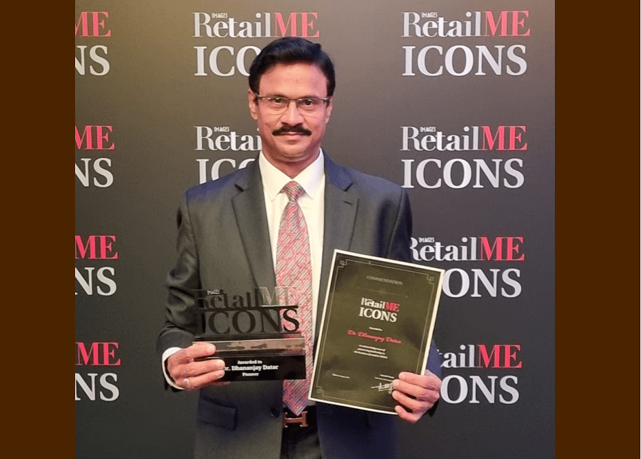 Retail ME honors Masala King with the 'Coveted Retail ME ICONS' award in Dubai