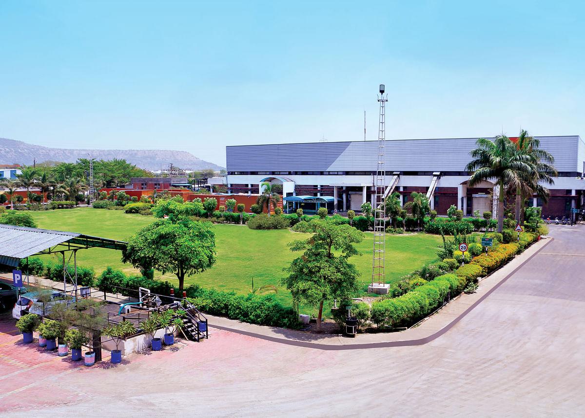 """<div class=""""paragraphs""""><p>Prataap Snacks manufacturing plant</p></div>"""