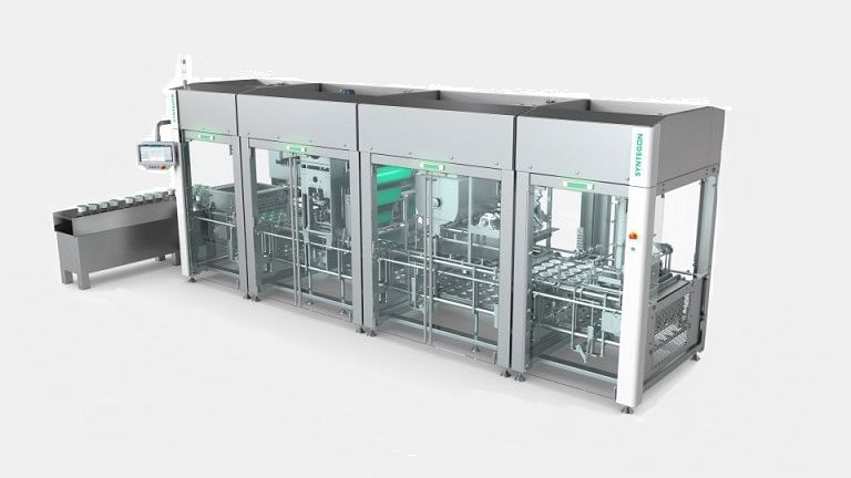 Next-generation filling machine LFS sets new standards in dairy & food production