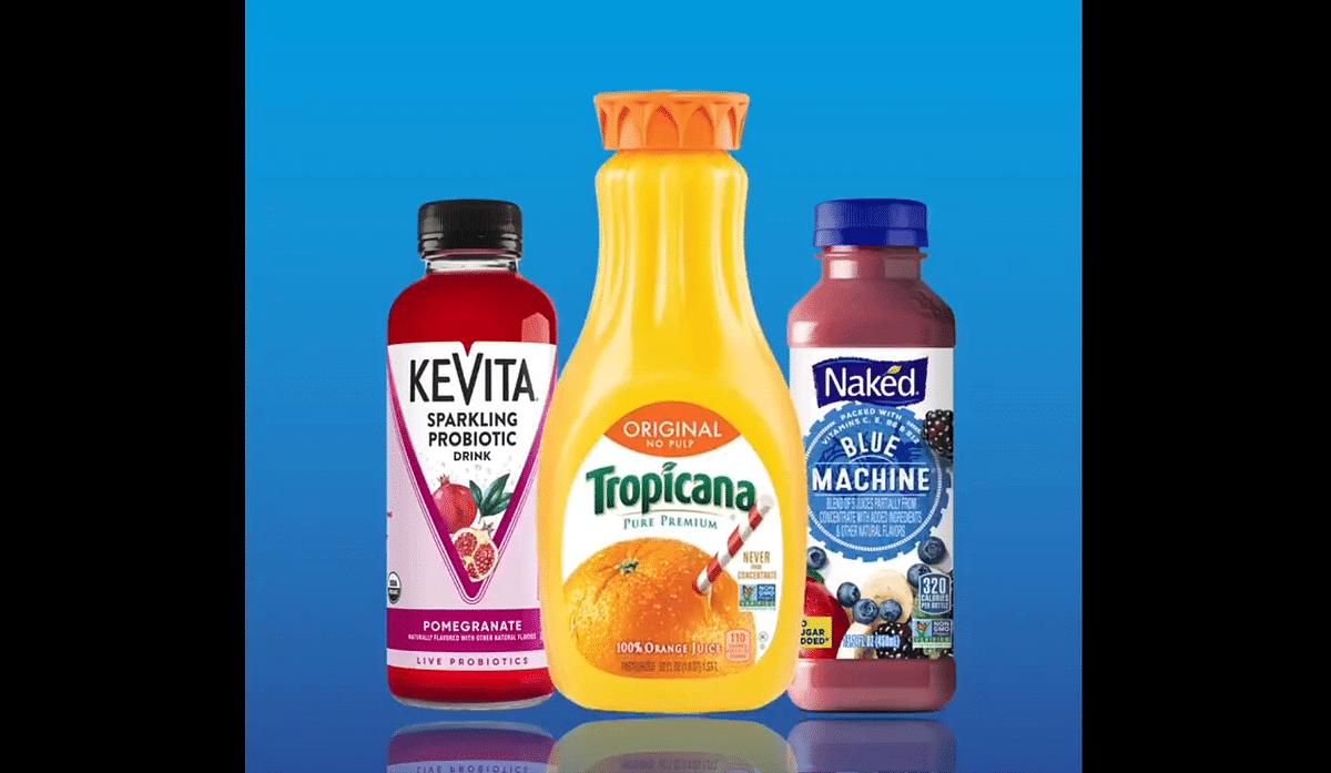 PepsiCo positions juice businesses for future success