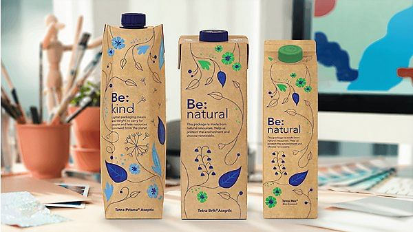 Tetra Pak's sustainability report shows strong actions to meet the net-zero ambition