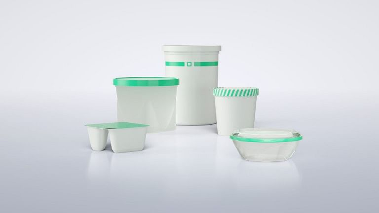 The new LFS fills and seals liquid, viscous and pump required products in clean and ultra-clean hygienic levels such as yogurt, sour cream, deli foods or dips into preformed containers.