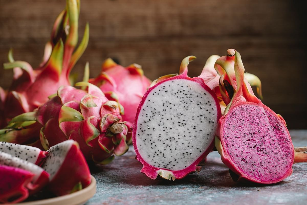 Dragon Fruit from Gujarat & West Bengal exported to London & Bahrain