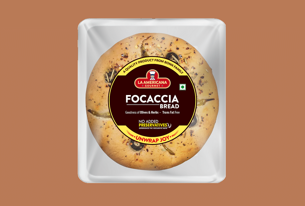 Bonn Group launches new Focaccia bread under LA Americana brand