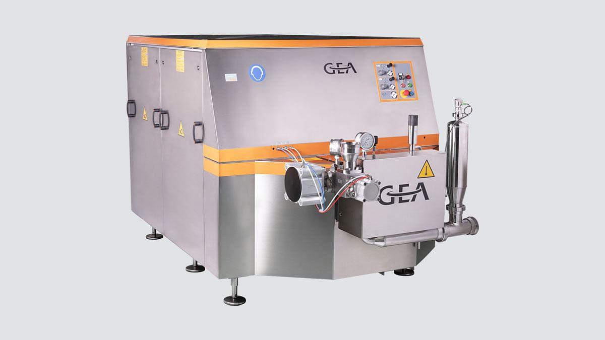 GEA launches new Ariete & laboratory homogenizers
