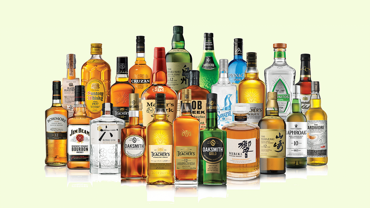 Beam Suntory launches Oaksmith & The House of Suntory portfolio in North India