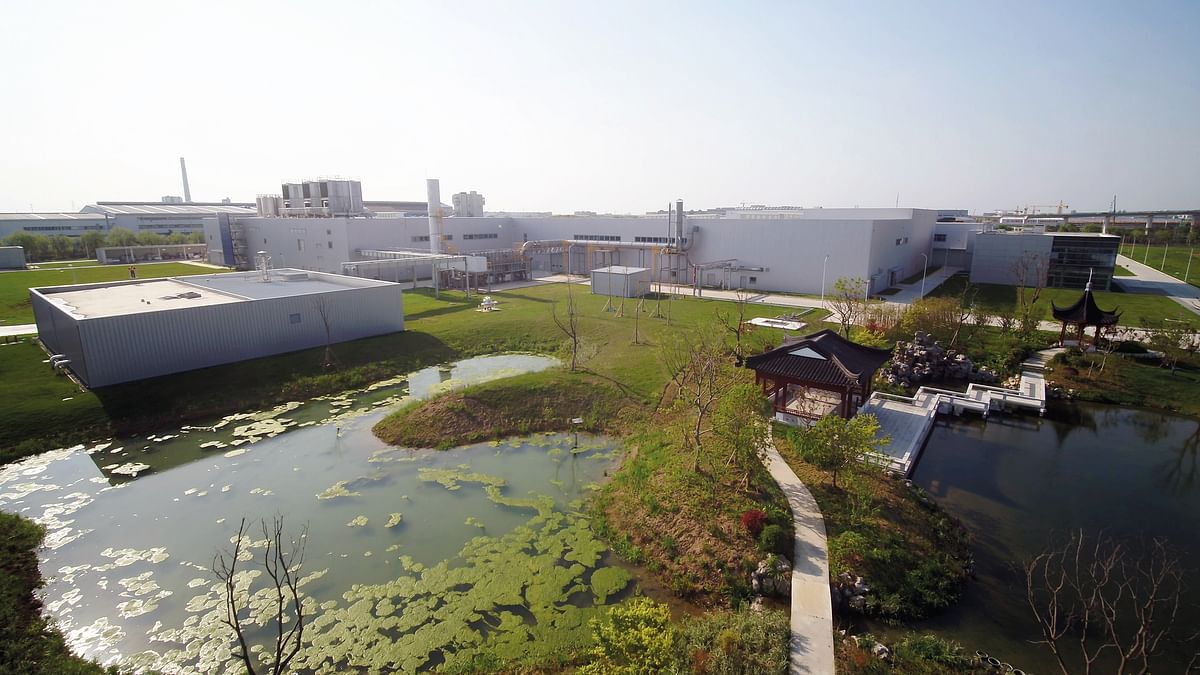 SIG's second production plant in China now up and running