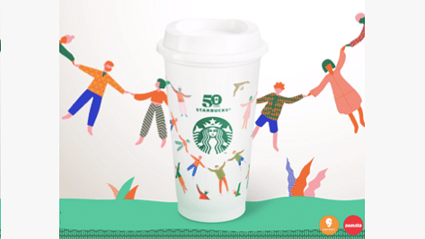 Starbucks India offers free limited edition reusable cup on 2nd October worth Rs 300