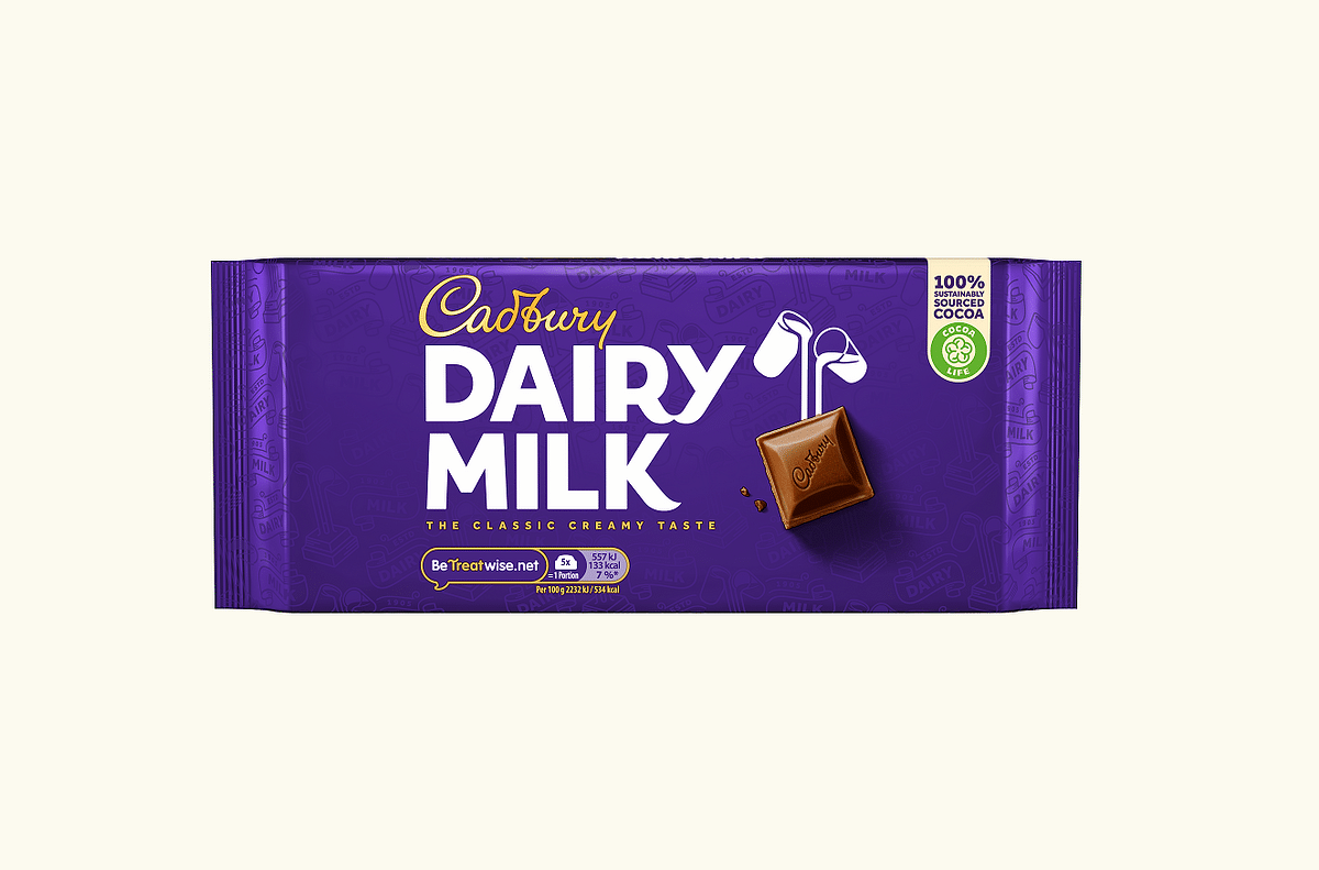 UK Cadbury Dairy Milk packaging set to include recycled plastic from 2022