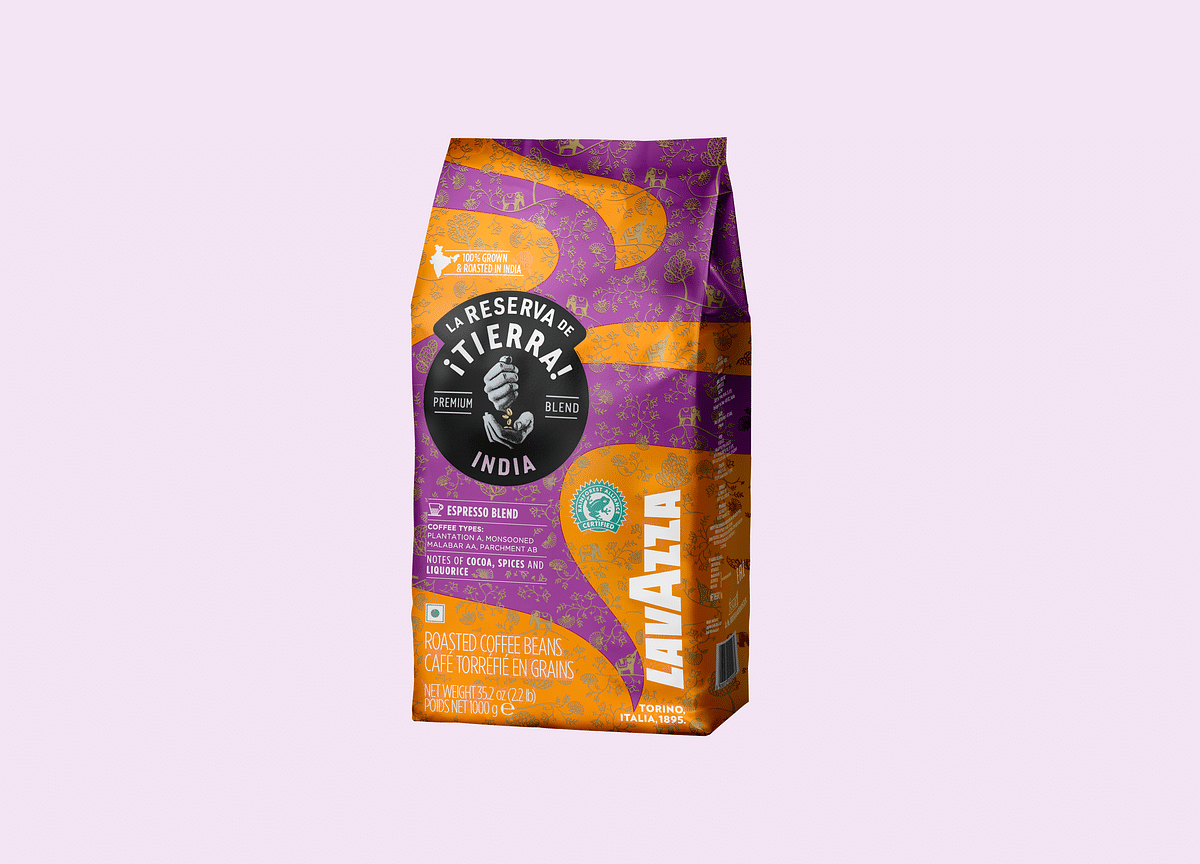 Lavazza globally launches sustainable coffee blend 'La Reserva De ¡Tierra! India'