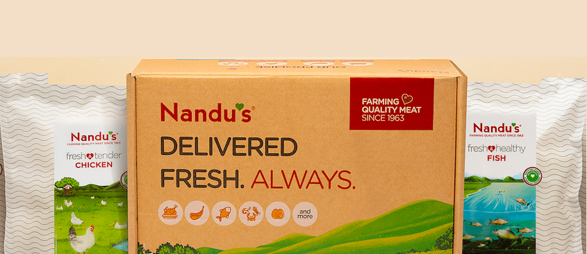 Nandu's to launch innovative & eco-friendly packaging