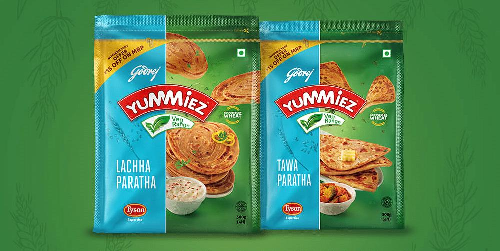 Godrej Yummiez expands heat-and-eat range with new Gravy & Paratha variants