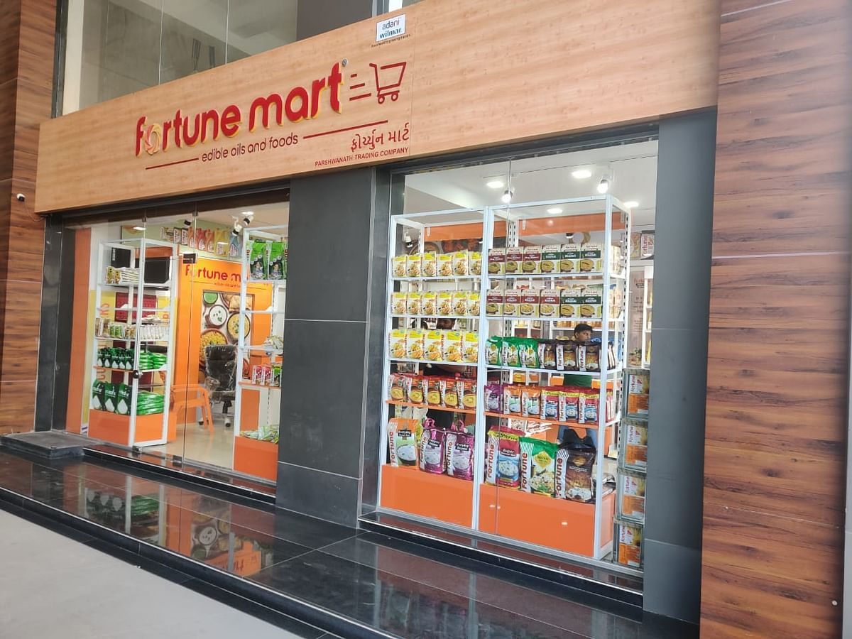 Adani Wilmar launches Fortune Mart stores, eyes pan-India presence