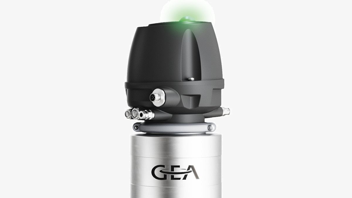 GEA's new-generation valve control tops enhance operational safety