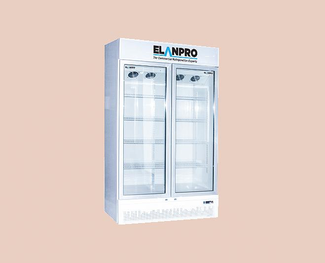 Elanpro introduces dual compressor upright freezer EFGV 1075