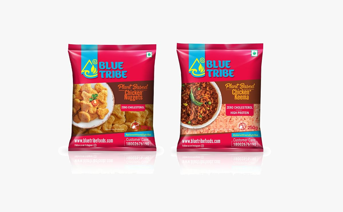 Nature's Basket launches plant-based meat category across its 25 stores with Blue Tribe Foods
