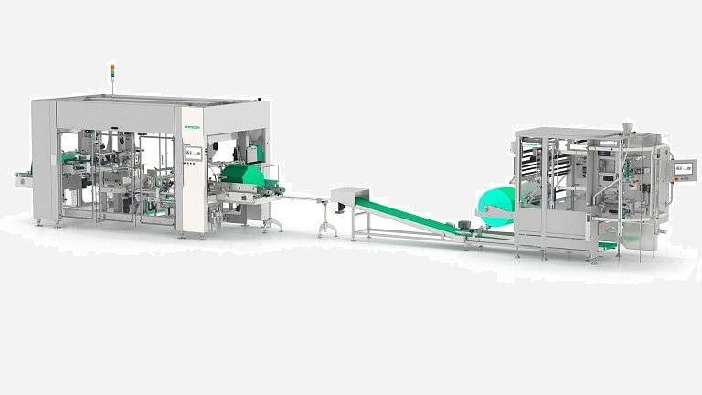 Syntegon showcases processing technologies for renewable packaging materials at Fachpack