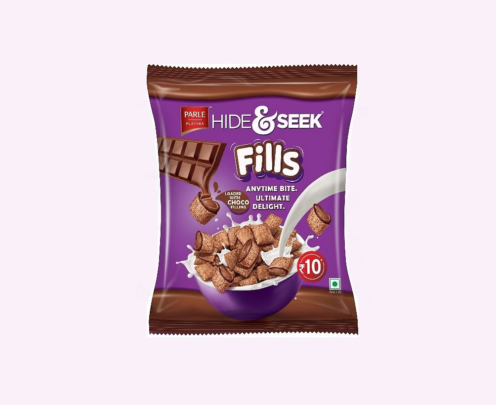 Parle Products enters cereal category with Hide & Seek Fills