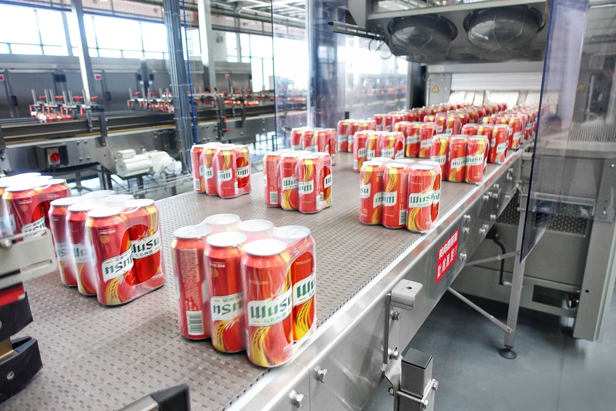 Carlsberg & KHS implement successful projects in China