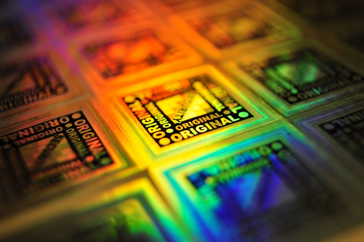 New packaging report strengthens holography anti-counterfeiting role