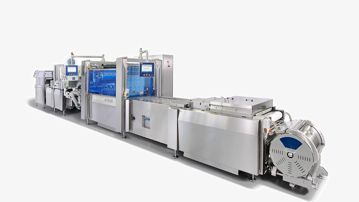 GEA integrates laser marking systems into its thermoforming packaging machines