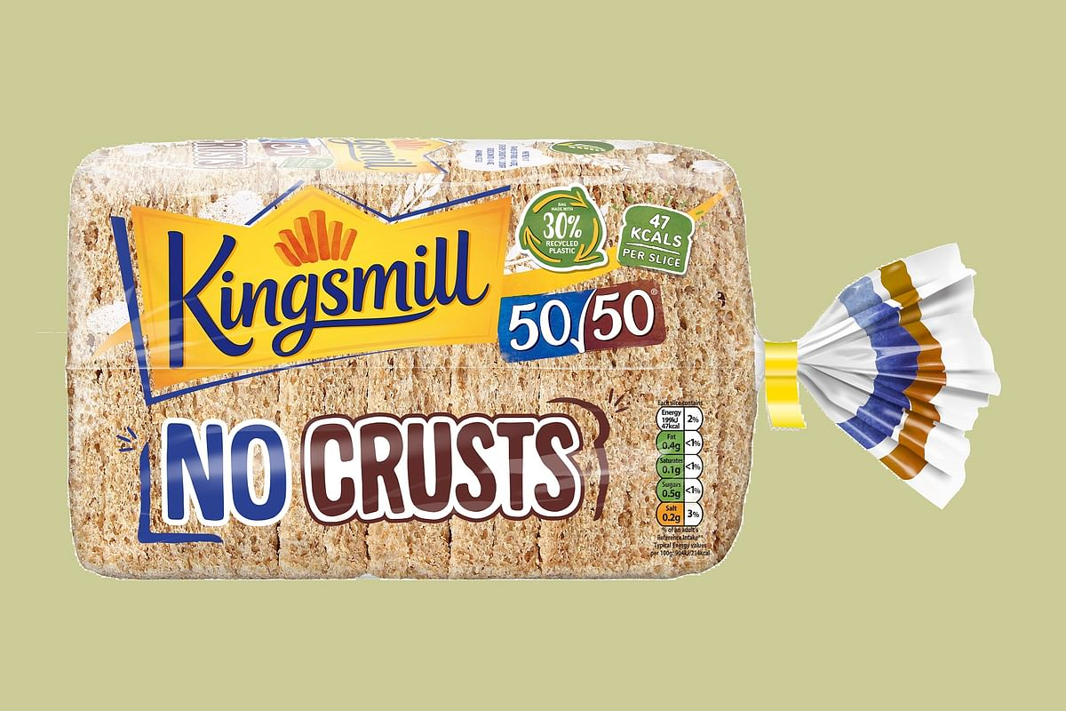 SABIC, St Johns Packaging & Kingsmill launch bread packaging based on recycled post-consumer plastic