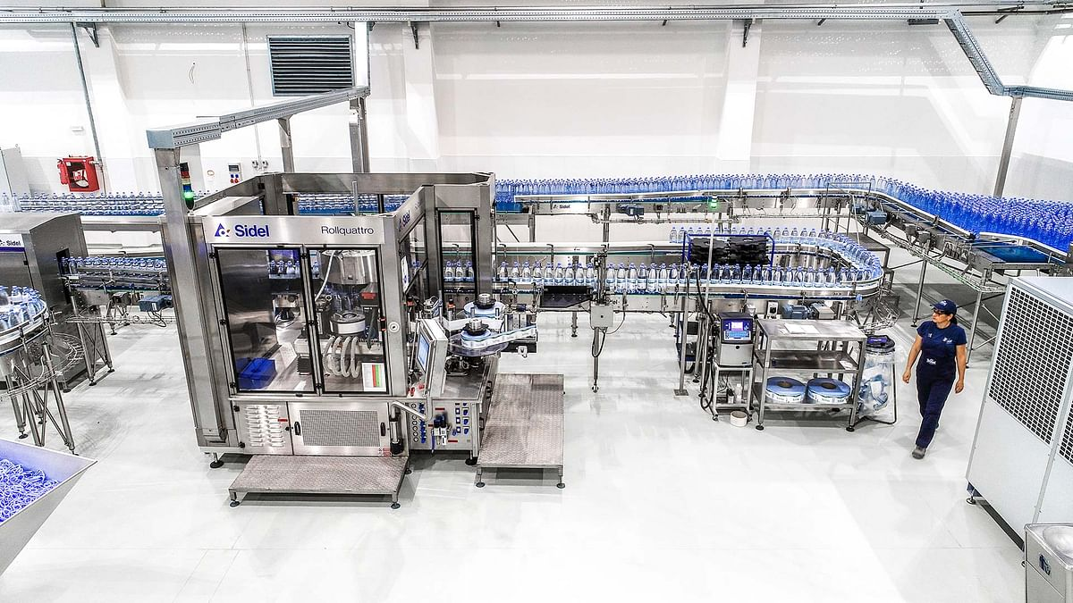Sidel brings hygiene & sustainability goals to the fore for Apemin Tusnad