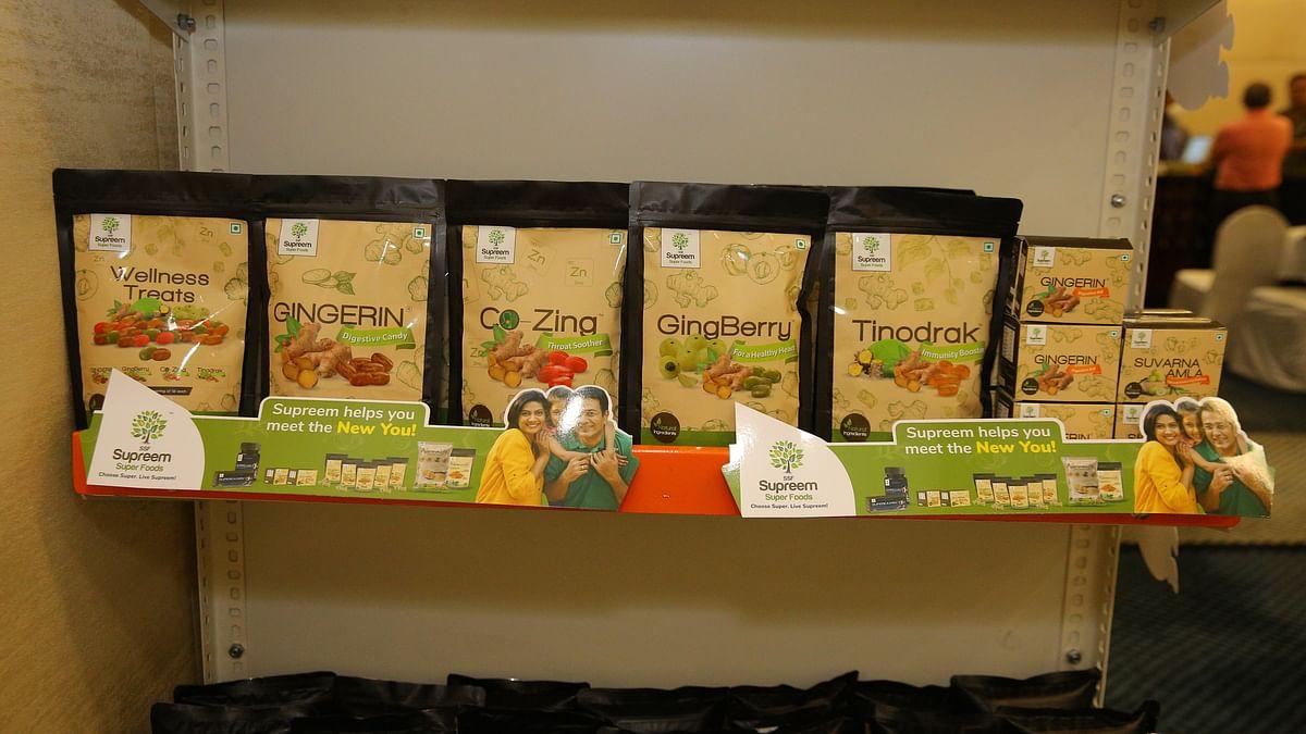 Supreem Pharma launches Supreem Superfoods