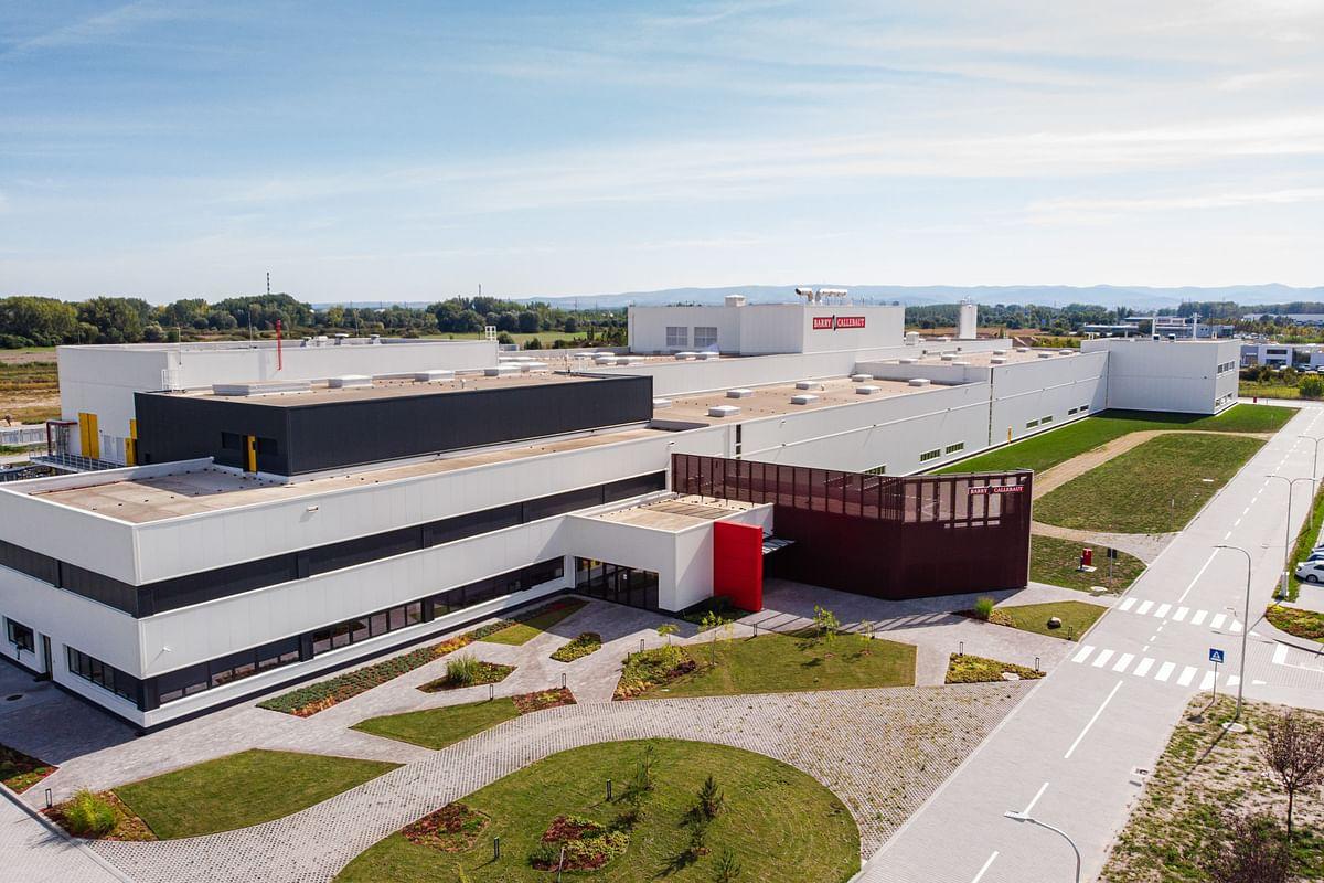 Barry Callebaut inaugurates chocolate factory in Novi Sad, Serbia