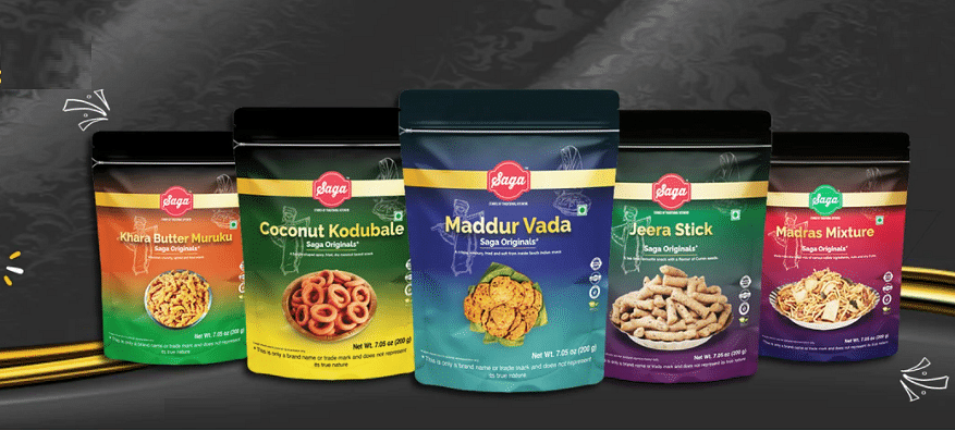 Saga Foods launches Iyengar South Indian snacks and spices in India