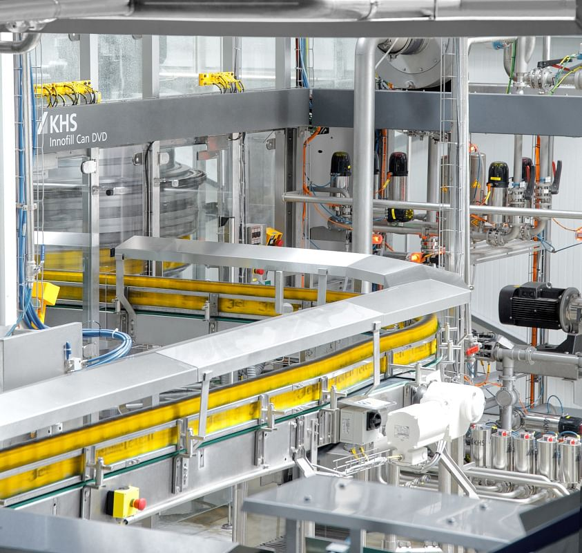 """<div class=""""paragraphs""""><p>In 2020 traditional Apatin Brewery invested in the Innofill Can DVD can filler from KHS.</p></div>"""