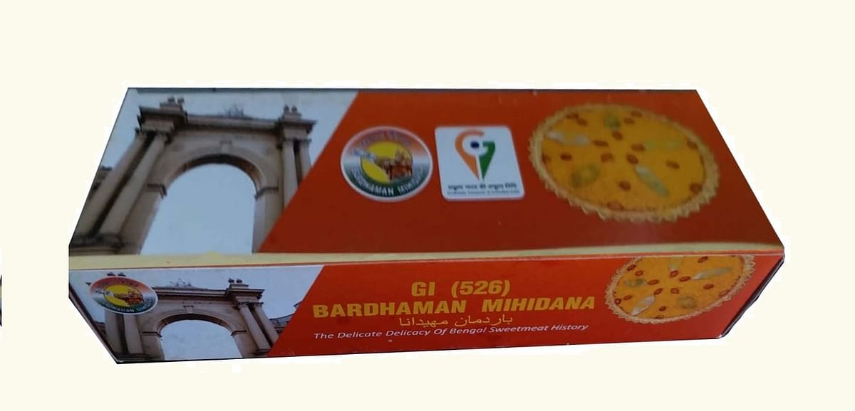APEDA exports GI tagged sweet dish Mihidana from West Bengal to Bahrain