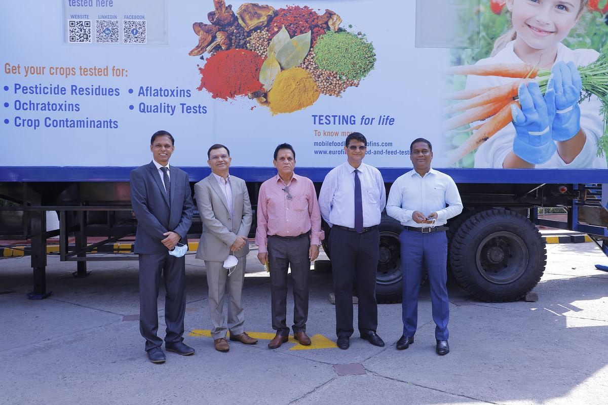 Eurofins Analytical Services launches mobile residues monitoring lab