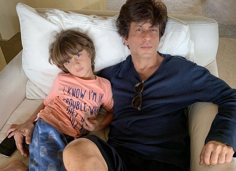 Shah Rukh Khan's son AbRam gets a Marvel's Avengers themed birthday bash