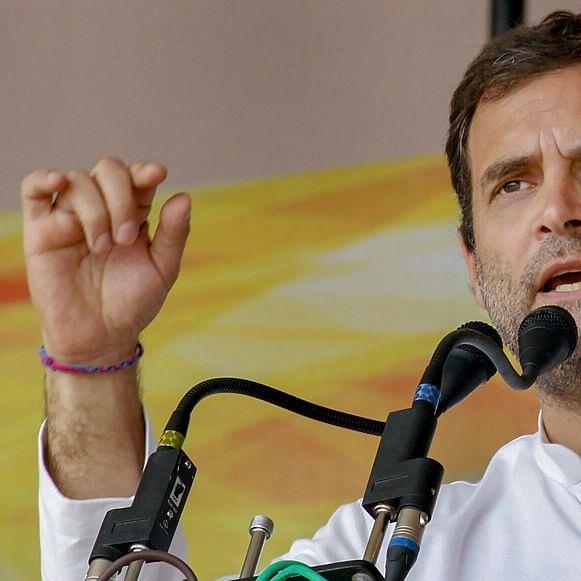 Rahul Gandhi to visit Wayanad today