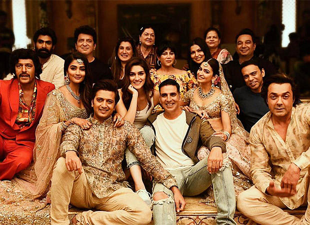 Here's why Salman Khan, Vidya Balan joined Akshay Kumar on 'Housefull' 4 sets