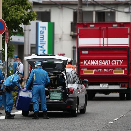 Japan: 16 people including 8 primary school children injured in mass stabbing attack in Kawasaki