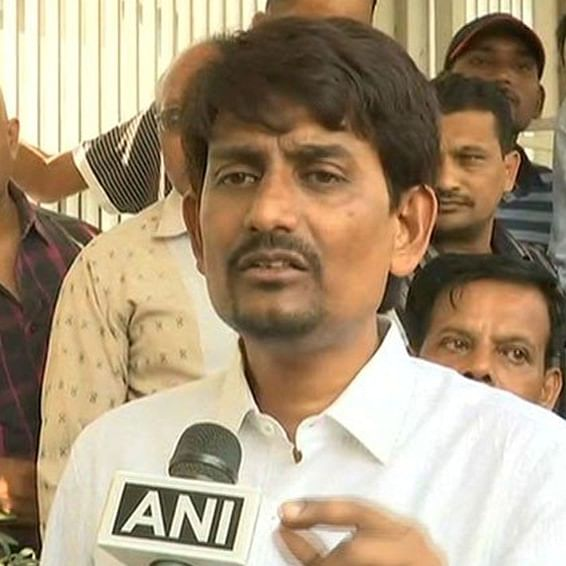 Congress turncoat Alpesh Thakor's saffron move turns embarrassing, loses by 3,807 votes