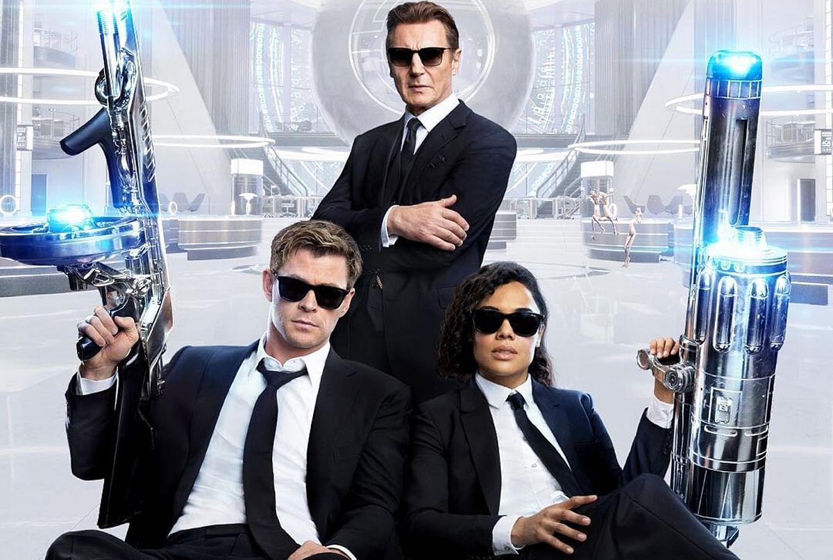 Movie Review 'Men in Black: International': Sassy Fun