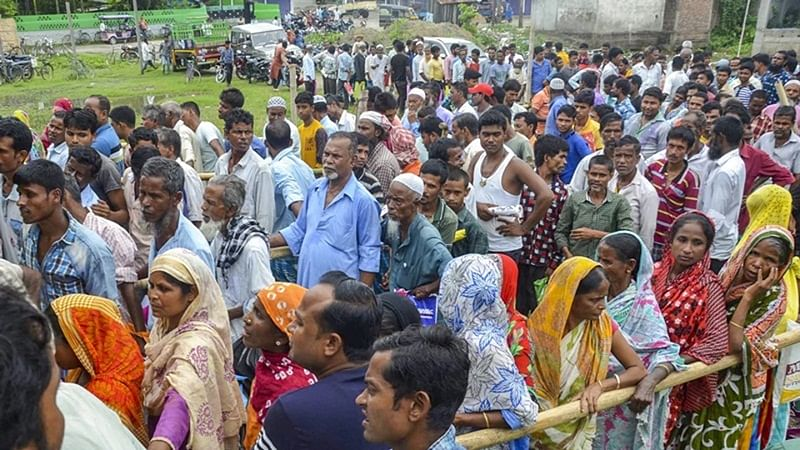 Residents of Assam cramped up in detention camps, deprived of right to work