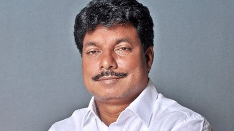 Odisha's Revenue and Disaster Management Minister Sudam Marandi