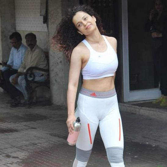 Own Kangana Ranaut's Ivy Park gym sliders in just Rs 3,000