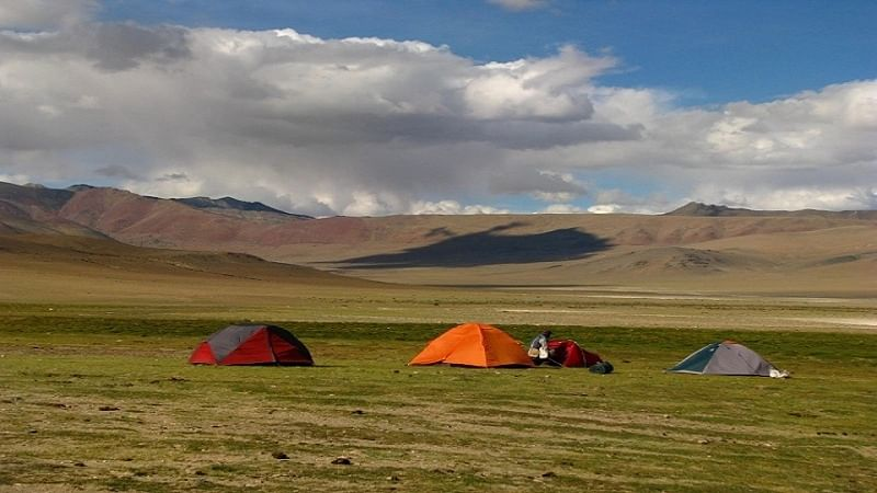 Tourism in Leh facing tough time; hotels' occupancy 50 percent down
