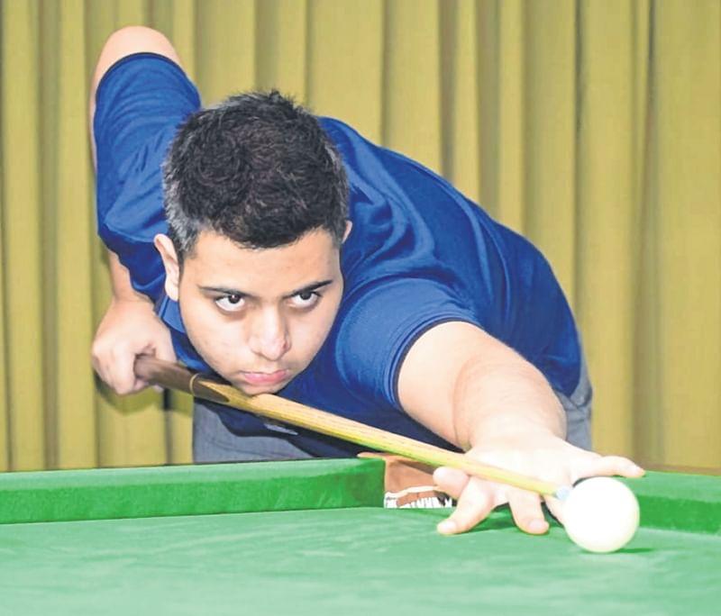 Otters-BSAM Mumbai Snooker League; Sparsh Pherwani sizzles