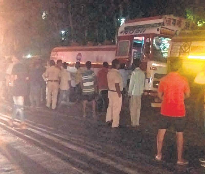 Vikhroli road mishap: 2 women dead, boy critical