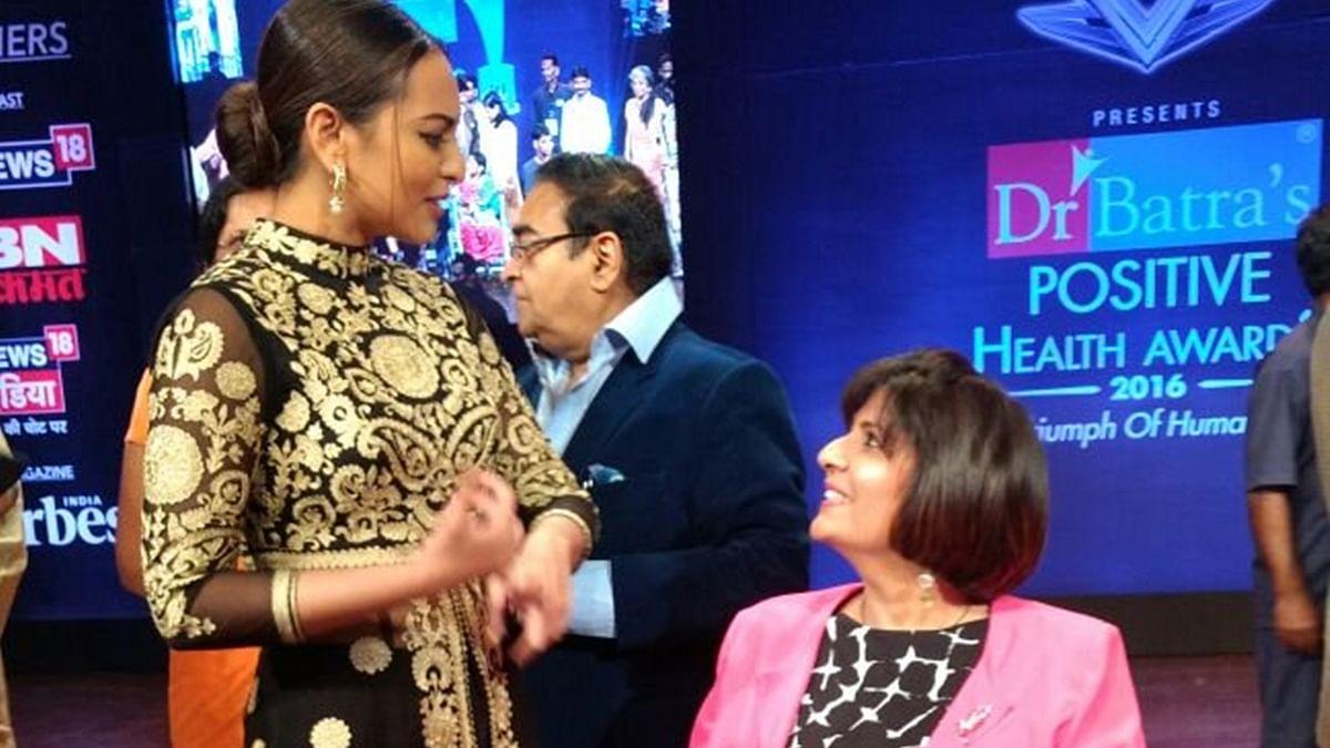 Sonakshi Sinha to play lead in biopic on Paralympic silver medalist Deepa Malik?